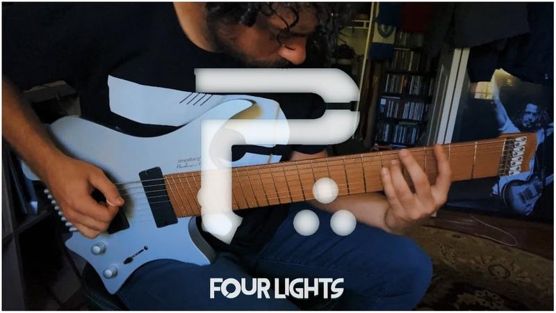 Four Lights Periphery Guitar Cover strandberg Boden 8 10th Anniversary