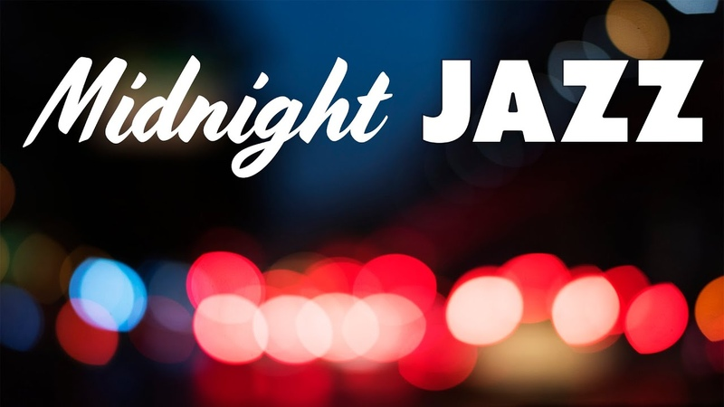 Midnight JAZZ Relaxing Smooth Jazz Mix for Sleep Work Relax