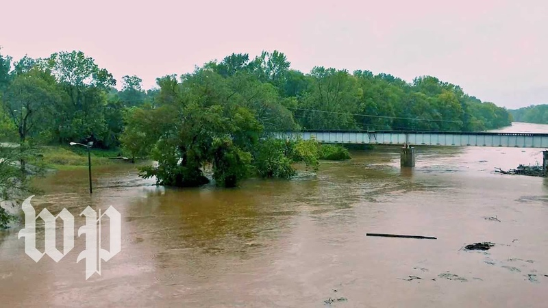 'It's gonna get really rough' Fayetteville N C prepares for the floods