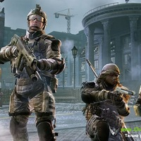 Warface team: Голубая_Логуна