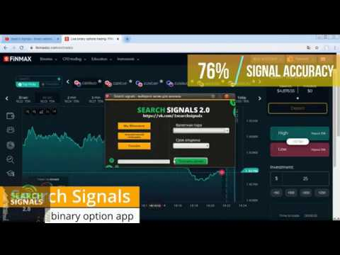 Search Signals automated trading strategy binary bot