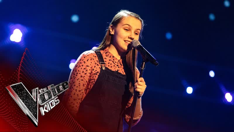 Lydia Beech Your Song The Voice Kids UK 2020