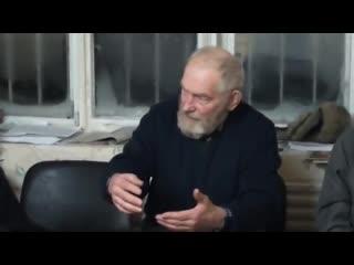 Семинар Алтайский старец 5 01 2011