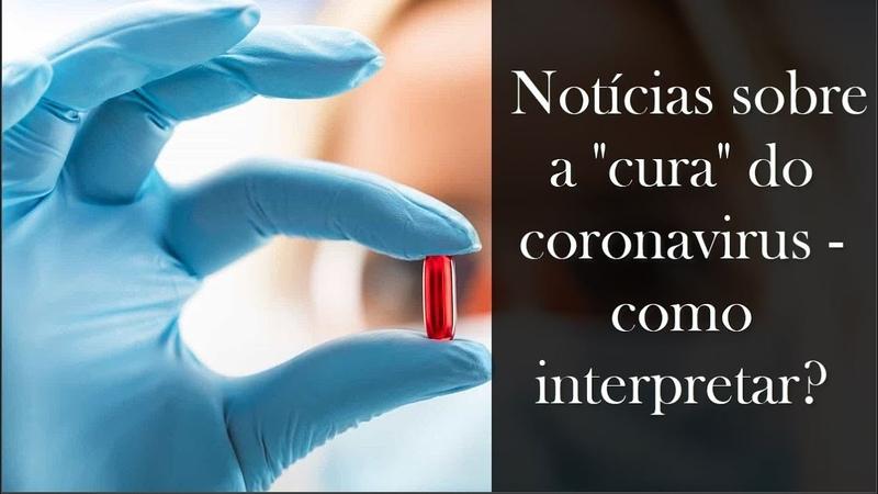 'Cientistas identificam ponto fraco do coronavírus' Como entender com esse tipo de notícia