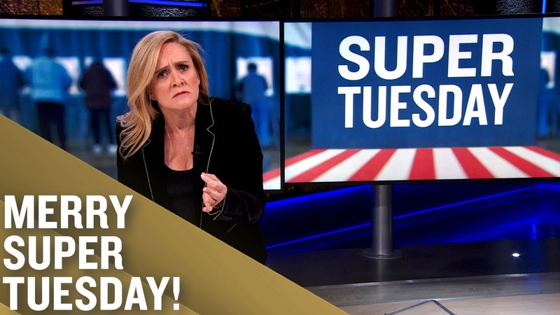 Have Yourself A Merry Super Tuesday Full Frontal on TBS