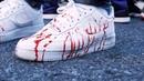 WhiteChalk BodyBag x Big FD Blood On My Nikes Exclusive Music Video Dir ManMar Productions