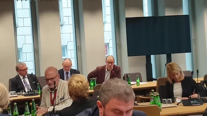 12.02.2020 Przekazywaniu Obcym Korporacjom Koncesji na Zasoby Wartości Biliona PLN KONFEDERACJA głosuje ZA PiS