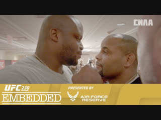 UFC 230 Embedded  Vlog Series - Episode 5