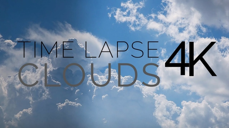 CLOUDS TIME LAPSE 4K