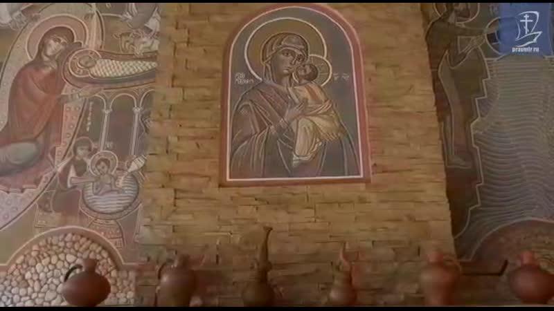Херувимская на осетинском языке Распев Аланского Богоявленского женского монастыря