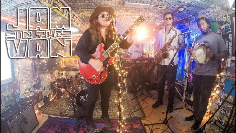 THE MARCUS KING BAND Homesick Live at JITVHQ in Los Angeles CA 2018 JAMINTHEVAN