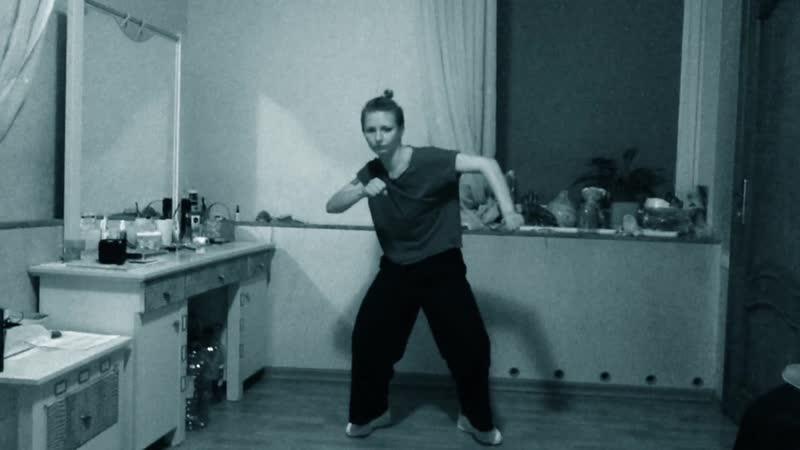 POPPING DANCE №25