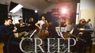 Creep - Radiohead (Cello + Piano + String Quartet Cover) - Brooklyn Duo feat. Escher Quartet