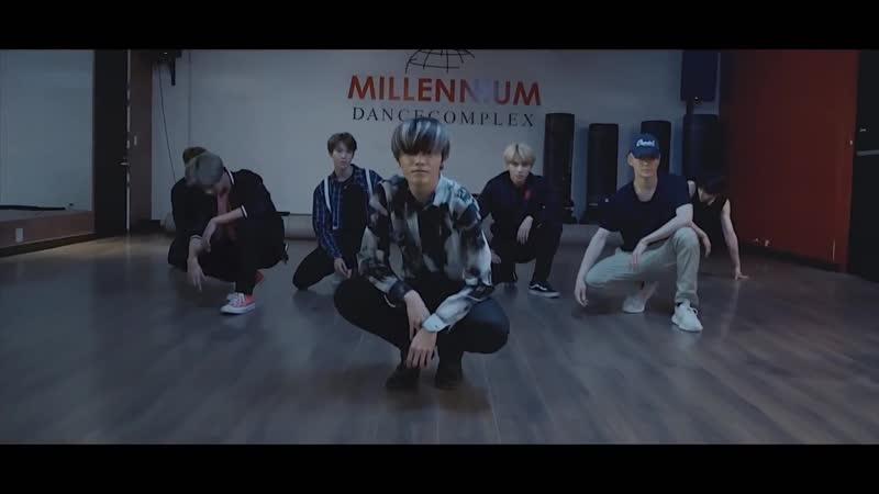 NCT 127 Superhuman Dance Practice