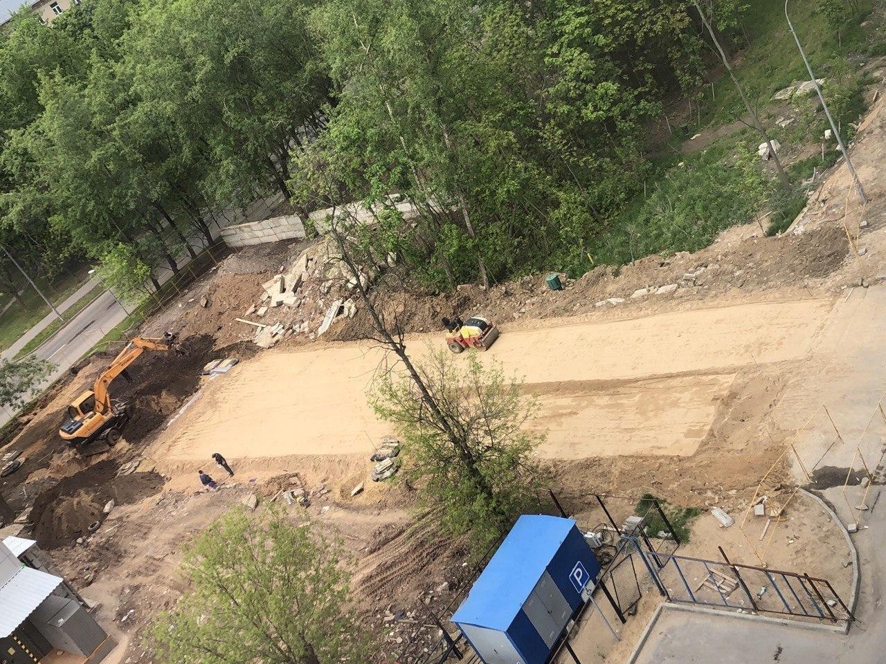 """Строительство новых автодорог поблизости от ЖК """"Летний сад"""" - Страница 4 TMeVF4CtgeY"""
