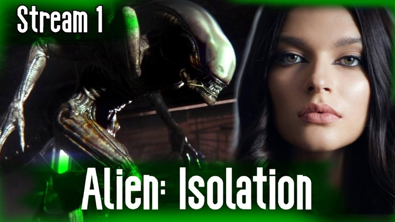 1 Alien Isolation (‼️bilingual stream)