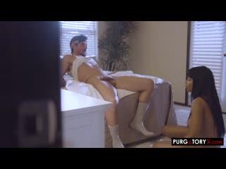 Jenna Foxx [Porn Viva, Sex Порно, NEW PORNo  Blowjob POV Bi