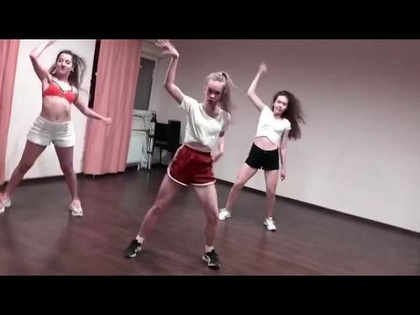 BRUK WEH| CFA DANCEHALL TRAINING