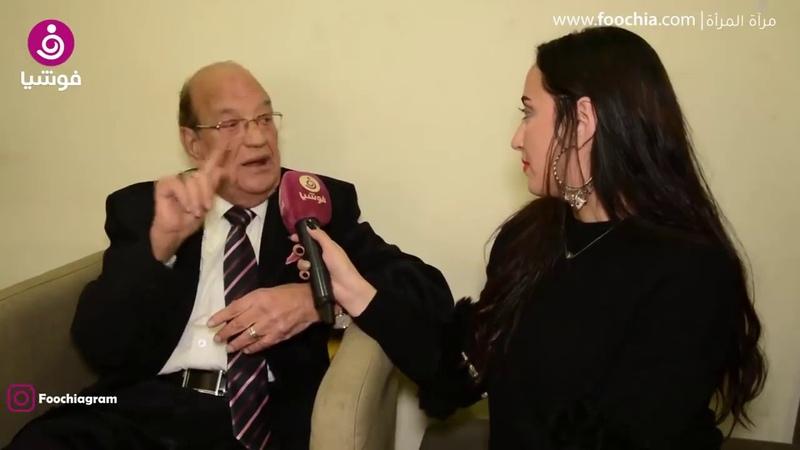 حسن حسني اخر لقاء لهو وهو يقول يطمح اكون اقضل ممثل لمروجي شائعة وفاته 'دم أمك تقيل'