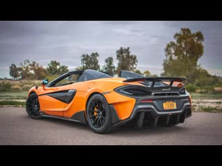 McLaren 600 LT Spider  Part 2