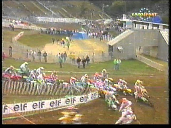 1991 Masters of Motocross Villars France