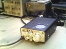 DK7IH Homemade vintage style QRP SSB transceiver 14MHz 20m.