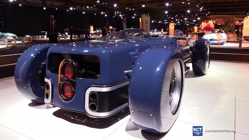 2020 Krugger Exterior Walkaround Dream car 2020 Brussels Auto Show