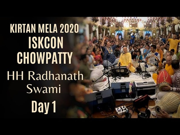 Kirtan Fest 2020 - Day 1 | HH Radhanath Swami | ISKCON Chowpatty
