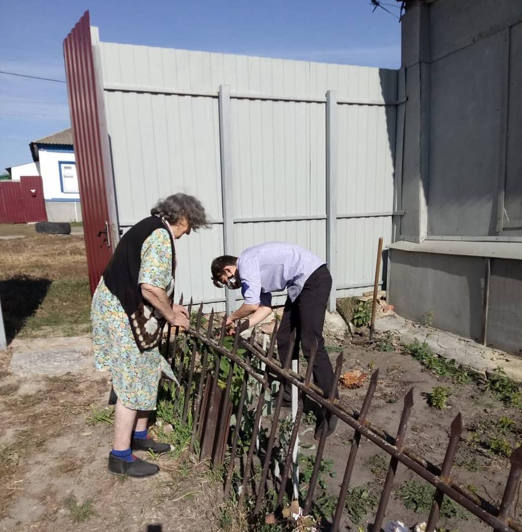 В Петровском Центре социального обслуживания населения проходит акция «От сердца к сердцу»