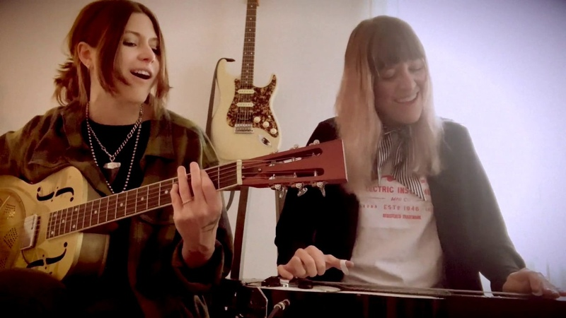 Larkin Poe Black Sabbath Cover Iron Man