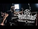 Thy Art Is Murder - Human Target - Drum Cover