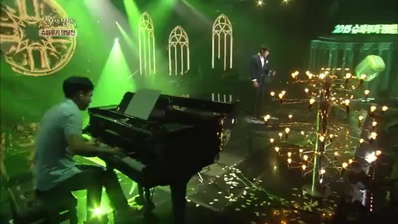 Hwang ChiYeol - Youre Just Somewhere a Little Higher Than Me [Immortal Songs 2] (1)~1