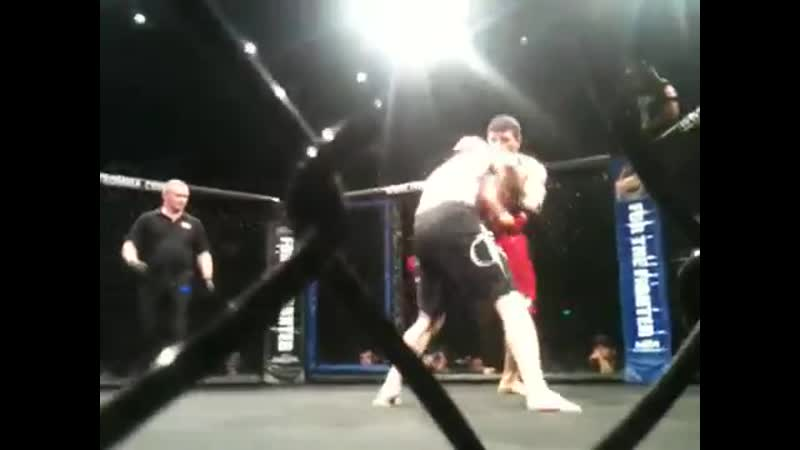 Nitro 5 Aaron Smith Red Dragon vs Majid Ahmadi NTG Integrated MMA