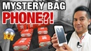 Winning an iPhone in Japan! Mystery bag UFO catcher at Everyday UFO