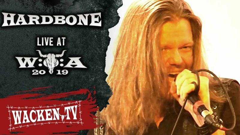 Hardbone This is Rock´n´Roll Live at Wacken Open Air 2018