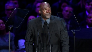 Michael Jordan Speaks at A Celebration of Life for Kobe and Gianna Bryant