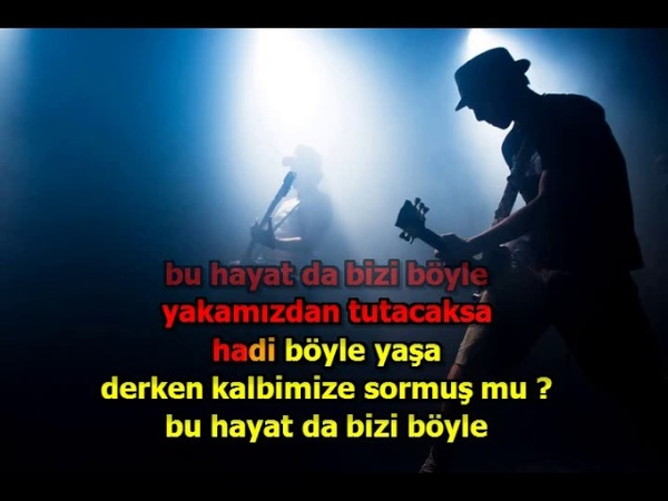 Teoman - Bana Öyle Bakma KARAOKE ( www.karaokeck.com )