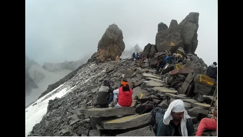 Shrikhand Mahadev A Trek To Heaven With GoPro HD Himachal Pradesh Incredible India