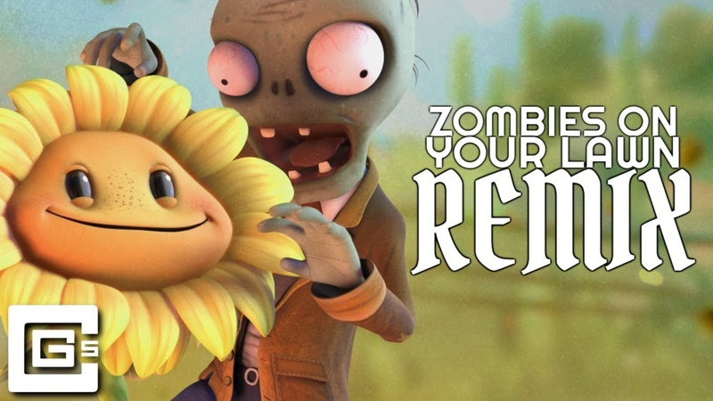Plants vs Zombies - Zombies On Your Lawn (RemixCover) [feat. Nenorama]   CG5