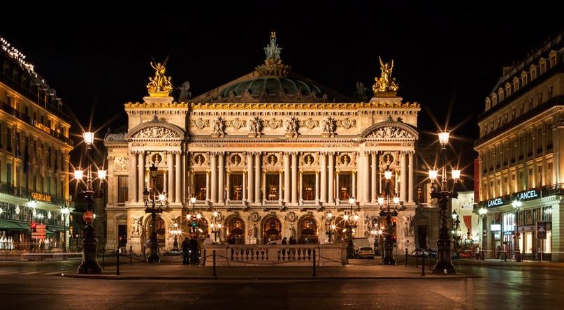 Opéra Garnier – красота со своенравным характером, изображение №1