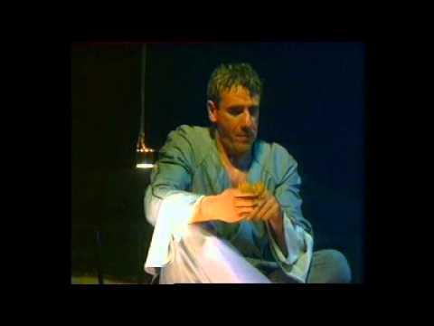 LTV Raidījums par izrādi Hamlets Hamlets Mārtiņš Vilsons