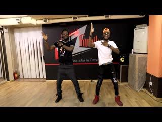 COVID-19 KizFamily Dance School