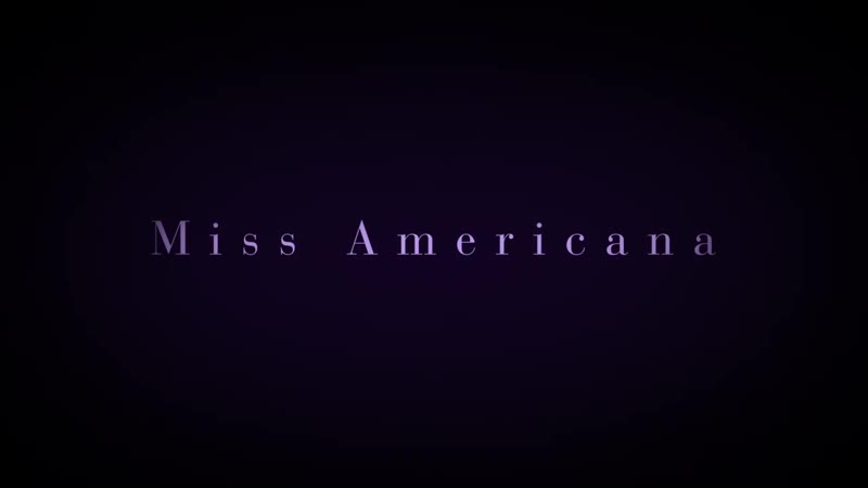 Miss Americana - Official Trailer · It's been a long time coming ✨ Out in select theaters and on Netflix January 31