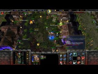 Diablo в Warcraft 3