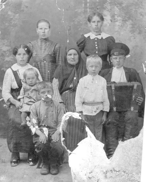 ищем родных по старым фотографиям