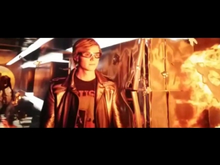 X-Men: Apocalypse. Scene Quicksilver - Sweet Dream / Annie Lennox (Люди Икс: Апокалипсис. Ртуть - Сладкие сны)