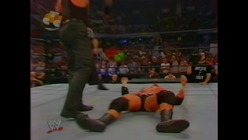 Wrestling Online Smack Down (30.05.2002)