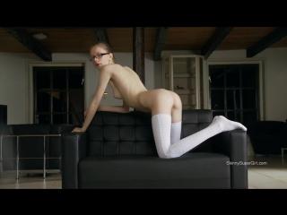 Glоria - Your Horny Teacher (720p) Amateur, Skinny Teen, Solo, Teasing, Pussy Spreading,, Close Up