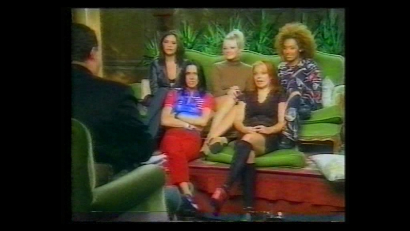 Spice Girls - Interview [Spiceworld The Movie Press Day] - Today Tonight 18.11.1997