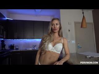 Nicole Aniston - Unclasp Her Stepmom Cooch. Porn|Порно|Большие сиськи|Милф|Трахнул мачеху|Сперма на лицо